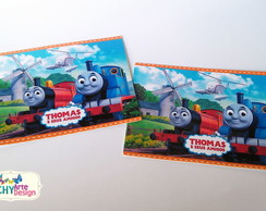 Rótulo Para Squeeze - Thomas and Friends