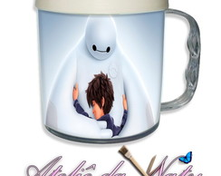 Caneca Personalizada - Big Hero