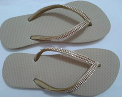 Chinelo Bege 001