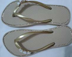 Chinelo Bege 002