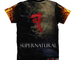Camiseta Sobrenatural - Temporada 10