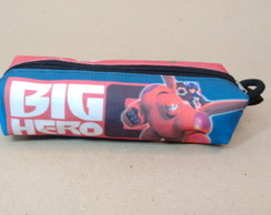 Estojo Personalizado Big Hero