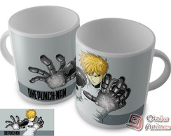 Caneca One Punch Man - Genos