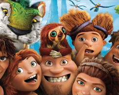 Painel Croods G - Frete Grátis