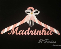 Cabide Decorado Madrinha