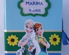 Álbum de Fotos Frozen Fever 15 x 21