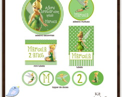 Kit digital Tinkerbell | para imprimir