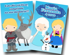 Revista de colorir Frozen Cut 14x10