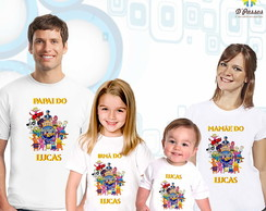 Kit 4 camisetas - Discovery Kids 1