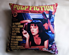 Almofada Pulp Fiction / Tarantino