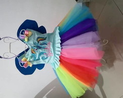Fantasia Tutu My Little Pony Rainbow