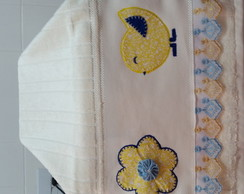 Toalha Baby Patchwork