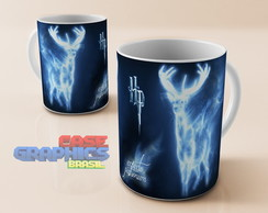 Caneca EXPECTO PATRONUM HARRY POTTER