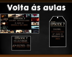 Etiquetas e Tag - Star Wars 7