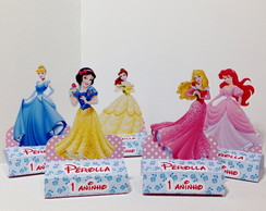 Porta Chocolate Duplo Princesas