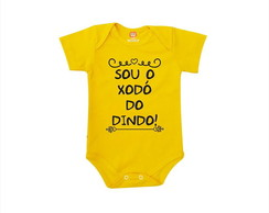 Body ou Camiseta sou do Dindo
