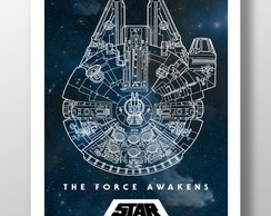 Poster Star Wars 1