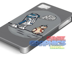 Capa celular Star Wars BB-8