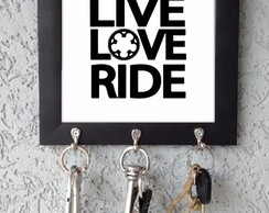 Porta Chaves LOVE RIDE