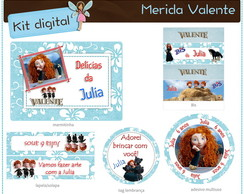 Kit digital Merida | para imprimir