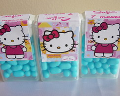 Rótulo Tic Tac Hello Kitty