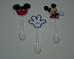 Colher para doces Mickey
