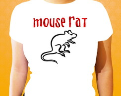 Camiseta - Mouse Rat - Parks And..M/F