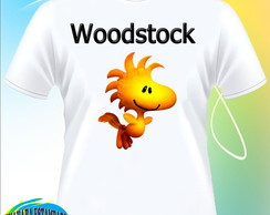 Camiseta Snoopy - WOODSTOCK