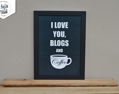 Blogs and Coffee (tam. pequeno)