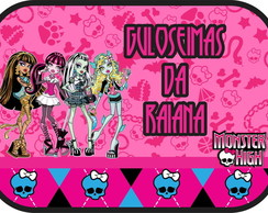 Rótulo Marmita Monster High 250 Gr