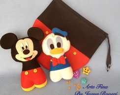 Pocket Mickey e Donald