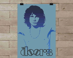 Poster The Doors A4