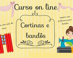 Curso on line cortinas e bandôs