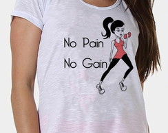 T-shirt No Pain, No Gain