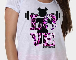 T-shirt LOVE Fitness