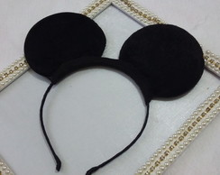 Orelha do Mickey!!!!