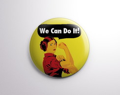 Star Wars - Princesa Leia - We Can Do It