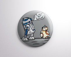 Star Wars - R2D2 e BB8