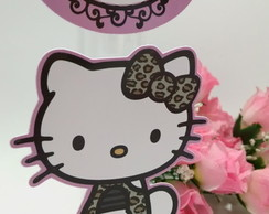 Hello Kitty Fashion Tubete Personalizado