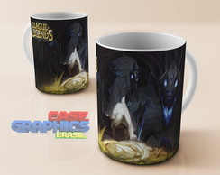 Caneca LOL KINDRED League of Legends