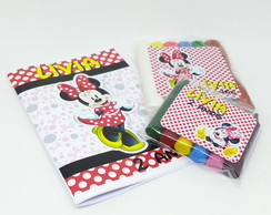 Baby Kit colorir e Modelar - minnie