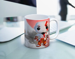 Caneca - POP! - GOD OF WAR