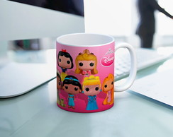 Caneca - POP! - PRINCESAS DISNEY