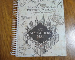 Caderno Harry Potter 03