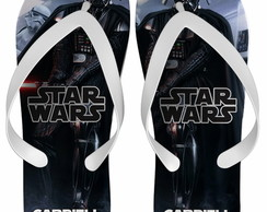 CHINELO PERSONALIZADO STAR WARS.