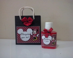 Mini Sabonete Líquido Minnie 35ml