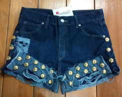 Short Jeans Destroyed Customizado