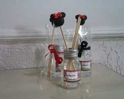 mini aromatizador minnie
