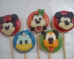"Amanteigados ""Turma do Mickey"""