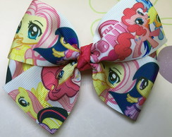 Laço My Little Pony Larga